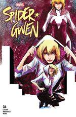 Spider-Gwen 34 Comics