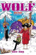 One Piece - Color Walk 8 Artbook