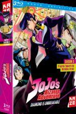 Jojo's Bizarre Adventure - Diamond is unbreakable 1