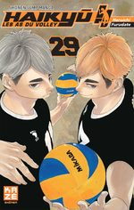 Haikyû !! Les as du volley # 29