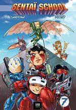 Sentaï School 7 Global manga