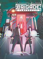 Le Visiteur du futur : La Brigade temporelle 3 Global manga