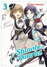 Shinobi Quartet # 3