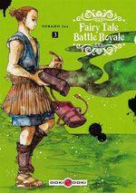 Fairy Tale Battle Royale 4 Manga