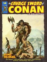 The Savage Sword of Conan # 14