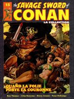The Savage Sword of Conan # 15
