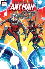 Ant-Man And The Wasp # 1