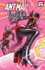 Ant-Man And The Wasp # 2