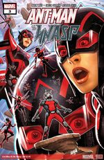Ant-Man And The Wasp # 3