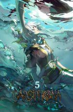 Carciphona 5 Global manga