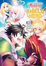 The Rising of the Shield Hero # 4