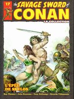 The Savage Sword of Conan # 17