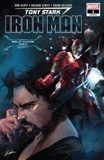 Tony Stark - Iron Man # 1
