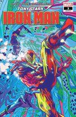 Tony Stark - Iron Man # 3