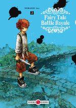 Fairy Tale Battle Royale 2 Manga