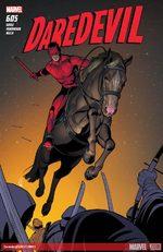 Daredevil # 605