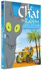 Le Chat du Rabbin 0 Film