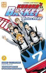 Kuroko's Basket Replace PLUS 7 Manga