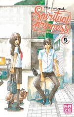 couverture, jaquette Spiritual Princess 5