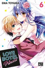 Love Hotel Princess 6 Manga
