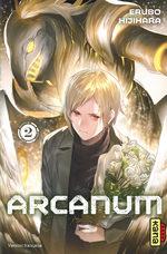 Arcanum T.2 Manga