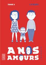 À nos amours 3 Manga