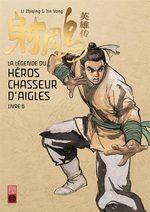 La Légende du héros chasseur d'aigles 6 Manhua