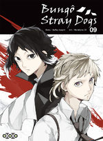 Bungô Stray Dogs # 9