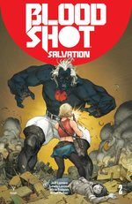 Bloodshot Salvation # 2