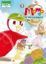 Momo et le messager du Soleil 3