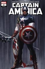 Captain America # 2