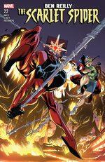 Ben Reilly - Scarlet Spider # 22