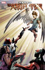 Ben Reilly - Scarlet Spider # 23
