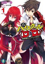 Shin High School DXD 1 Light novel