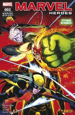 Marvel Heroes # 2