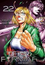 Terra Formars 22