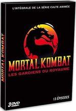 Mortal Kombat - Les guardiens du Royaume 0