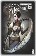Lady Mechanika # 5