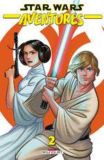 Star Wars - Aventures T.2 Comics