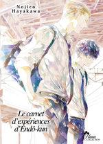 Le carnet d'expériences d'Endô-kun T.2 Manga