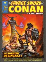 The Savage Sword of Conan # 18