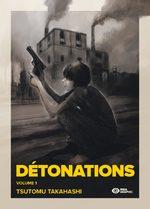 Détonations T.1 Manga