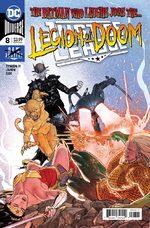 Justice League 8 Comics