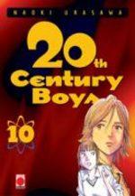 20th Century Boys # 10