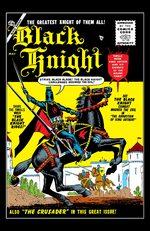 Black Knight # 1