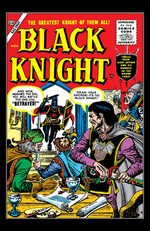 Black Knight # 4