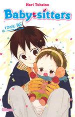 Baby-Sitters 16 Manga
