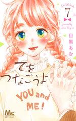 Te wo Tsunagou yo 7 Manga