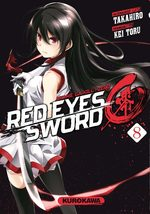 Red Eyes Sword Zero 8