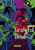 Grateful Dead 2 Manga